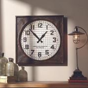 Warehouse Wall Clock, Factory Wall Clock