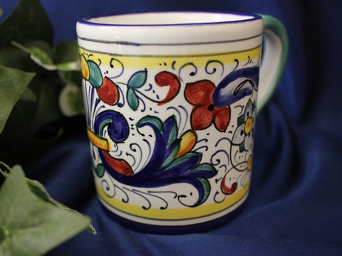 Deruta Coffee Mug