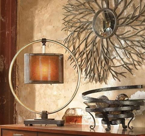 Tuscan Lamps