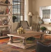 Tuscan Farmhouse Table