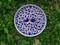 Deruta Arabesco Platter