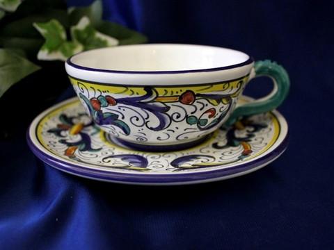 Deruta Tea Cup Coffee Cup
