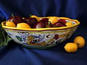Deruta Raffaellesco Bowl