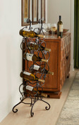 Tuscan Wine Rack