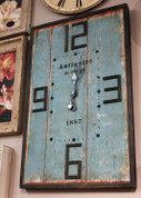 French Tuscan Wall Clock