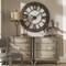 Ronan Wall Clock, Large Roman Numeral Clock