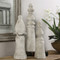 Old World Finial Statues, Tuscan Finials