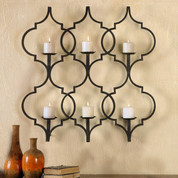 Tuscan Wall Sconce, Tuscan Wall Grille