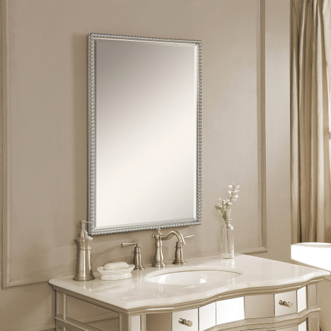 Sherise Beaded Vanity Mirror