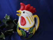 Italian Rooster Pitchers