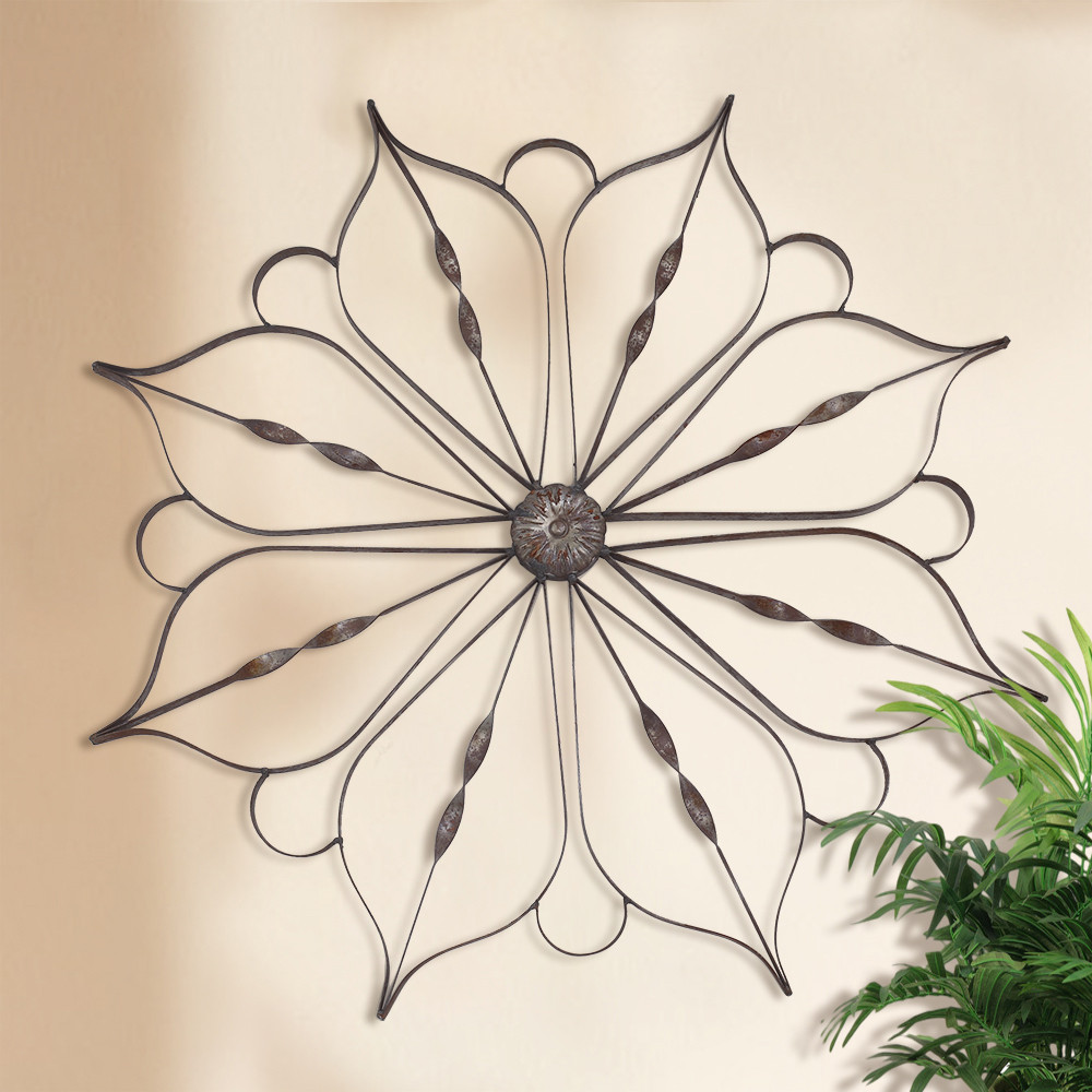 39 Quot Tuscan Flower Wall Grille Bellasoleil Com