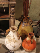 Olive Jugs, Tuscan Olive Jugs, Tuscan Olive Jars