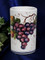 Italian Grapes Wine Cooler Utensil Holder