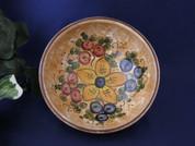 Deruta Gubbio Olive Oil Dip Bowl, Deruta Olive Oil Dip Bowl