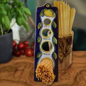 Deruta Spaghetti Doser, Italian Spaghetti Measure