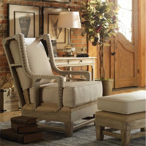 Tuscan Linen Chair