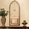 Architectural Window, Tuscan Arch Window Wall Decor