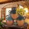Tuscan Vase Urn Jug, Terracotta Jug