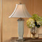Tuscan Lamp, Porcelain Table Lamp