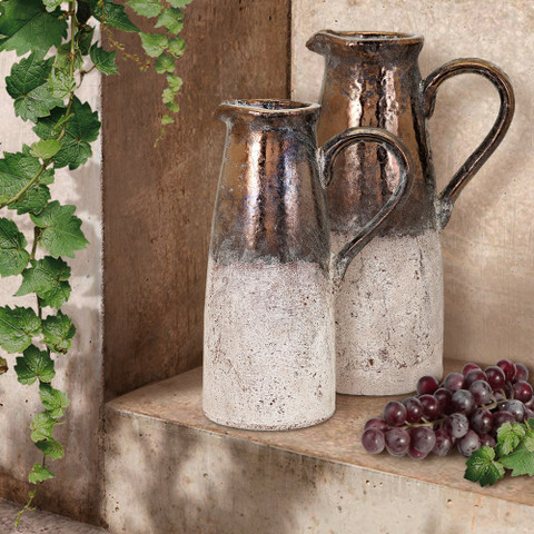 Tuscan Pitcher, Jug