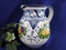 Italian Ceramic Pitcher, Tuscany Pitcher