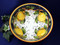 Tuscan Lemons Serving Bowl, Tuscany Serving Bowl