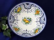 Tuscan Fruit Serving Bowl, Tuscany Serving Bowl