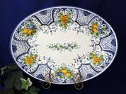 Tuscan Fruit Serving Platter