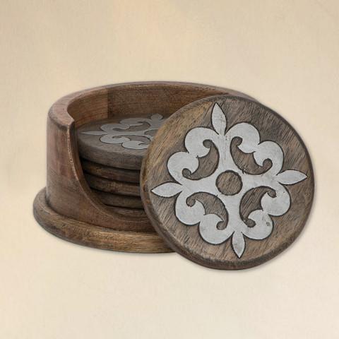 Tuscan Coaster Set