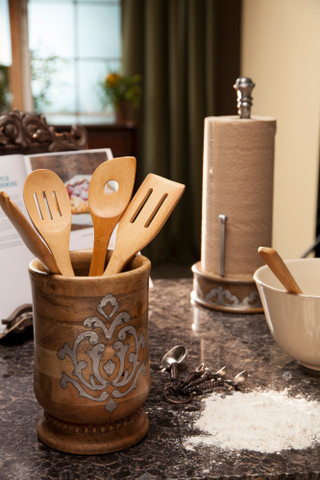 Tuscan Utensil Holder