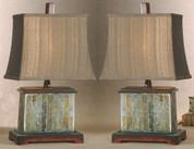 Slate Table Lamps