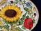 Tuscan Sunflower & Poppies Serving Platter