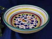 Deruta Arabesco Pasta Bowl
