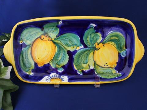 Italian Lemon Tray
