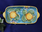 Italian Lemon Tray