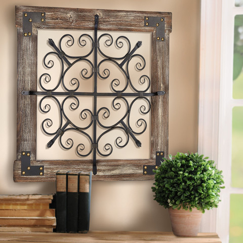 Tuscan Wall Grille