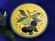 Tuscan Olives Olive Oil Dipping Bowl