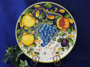 Tuscany Bees Serving Platter,  Toscano Bees Plate Platter