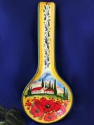 Tuscan Landscape Spoon Rest