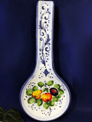 Tuscan Fruit Spoon Rest