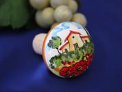 Italian Ceramic Wine Cork, Italian Ceramic Wine Stopper, Italian Olive Oil Spout