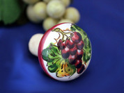 Italian Ceramic Wine Cork, Italian Ceramic Wine Stopper, Italian Olive Oil Spout