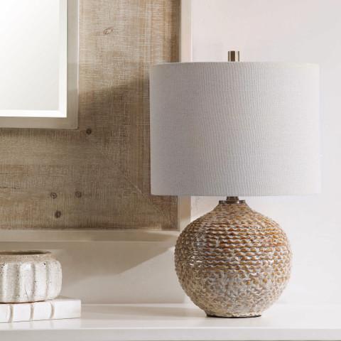 Tuscan Ceramic Lamp