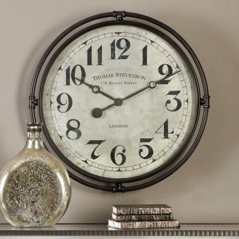 Tuscan Clock