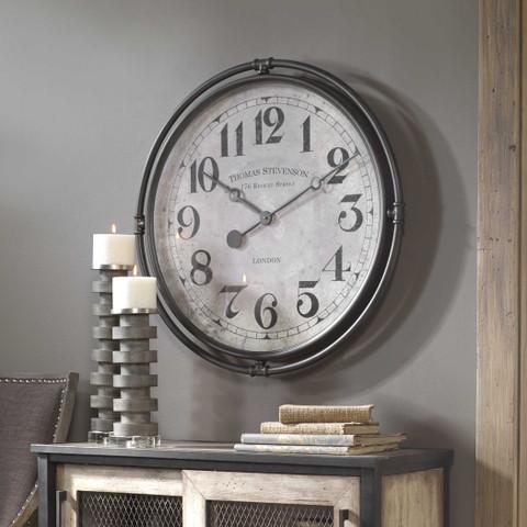 Nakul Tuscan Clock