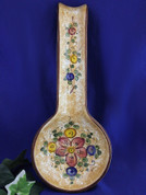 Deruta Gubbio Spoon Rest, Deruta Spoon Rest