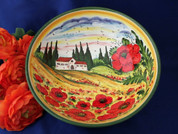Tuscany Landscape Serving Bowl