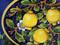 Italian Lemons Serving Platter