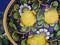 Italian Lemons Serving Bowl Italy