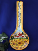 Tuscan Landscape Spoon Rest